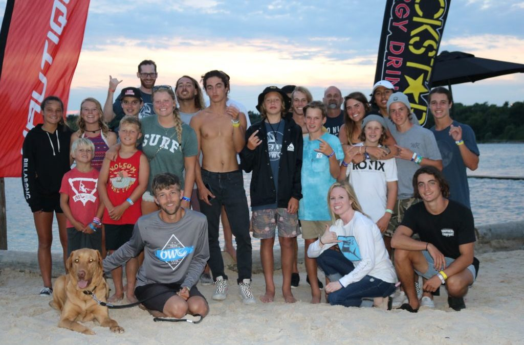 ORLANDO WATERSPORTS COMPLEX WINS FOURTH CONSECUTIVE NATIONAL TITLE