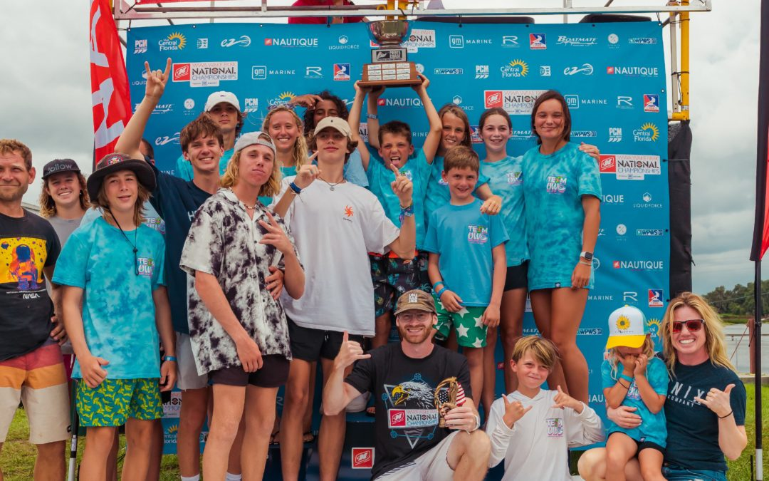ORLANDO WATERSPORTS COMPLEX WINS SEVENTH CONSECUTIVE NATIONALS
